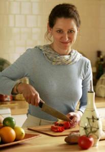 Chef Judy Adler
